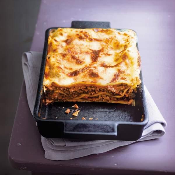 Lasagnes de veau