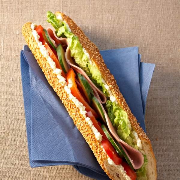Sandwich mixte original