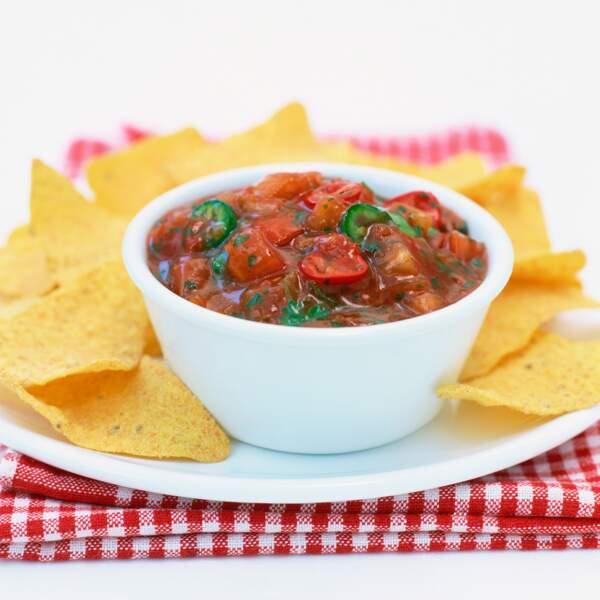 Sauce apéritif pour tacos