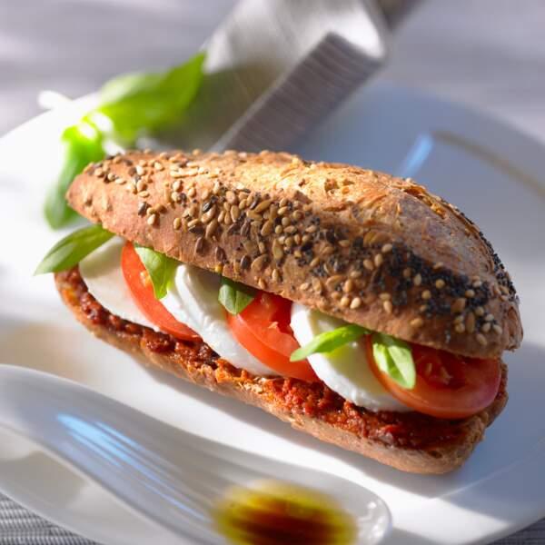 Sandwich du soleil