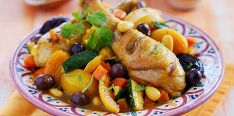 recette de cuisine marocaine