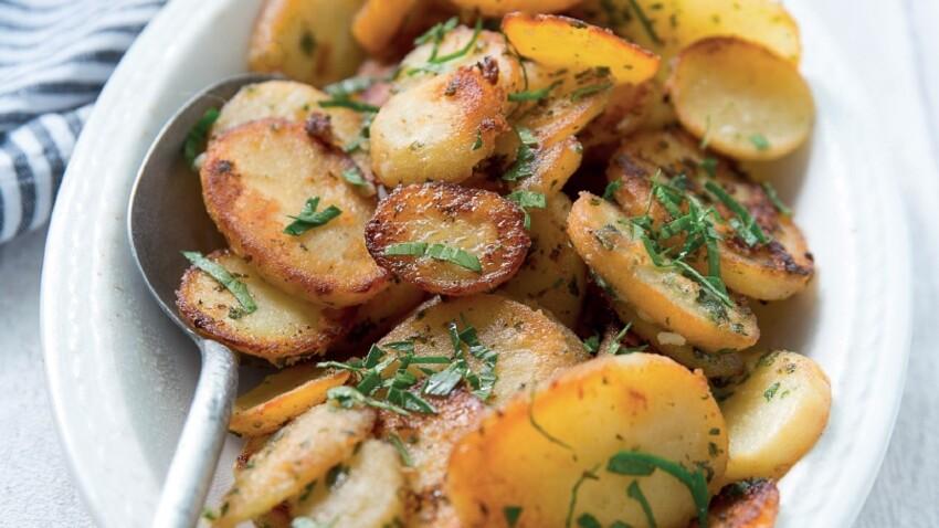 Pommes de terre Sarladaises : comment cuisiner cet accompagnement ?