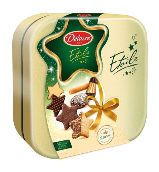 Cadeaux gourmands : Delacre