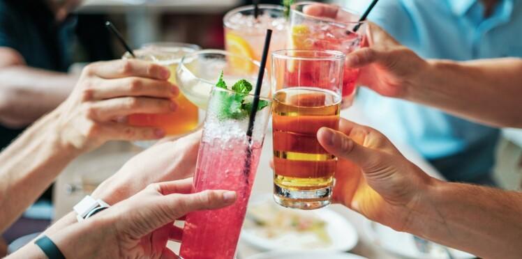 Les Français consomment trop d'alcool... Combien de verres puis-je boire par semaine ?