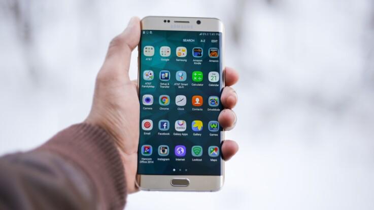 La marque de smartphones Samsung conseille à ses utilisateurs d'effacer leurs empreintes digitales