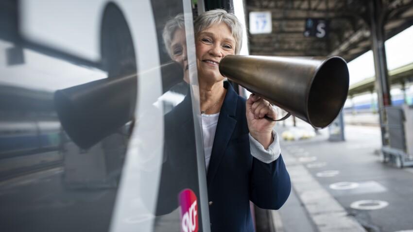 Rencontre avec Simone, la voix de la SNCF