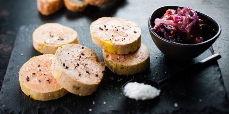 Cookeo : ballotin de foie gras et figues