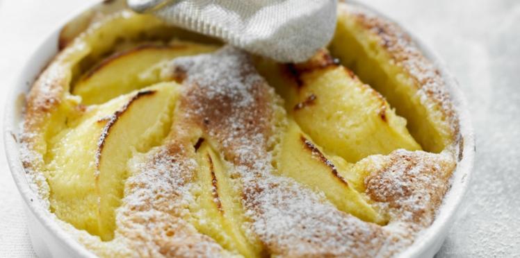 Tarte aux pommes sans pâte inratable