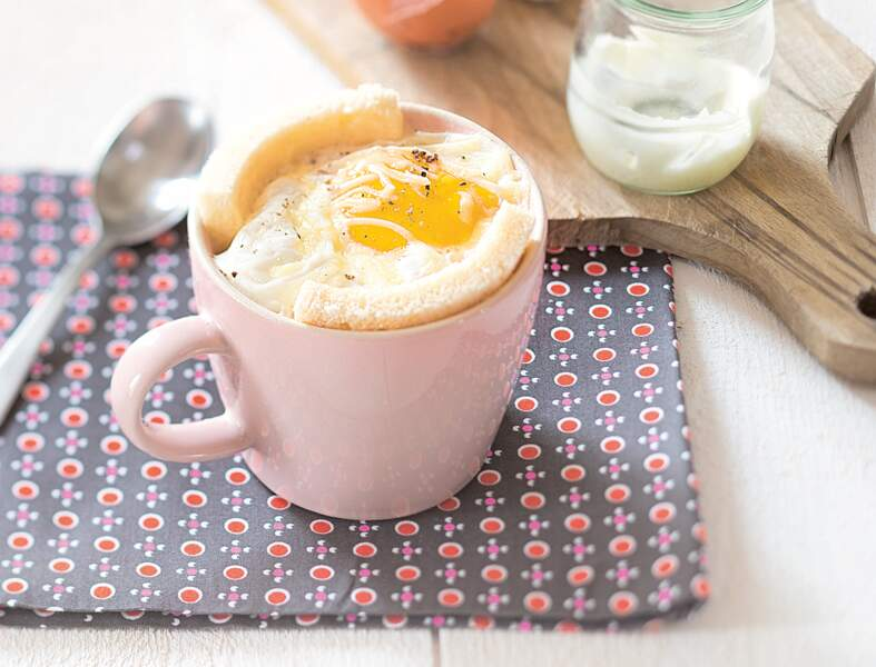 Mug-croque cake