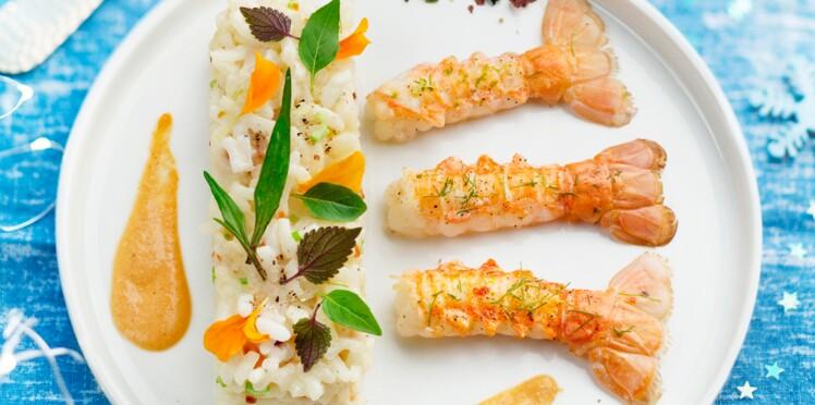 Comment réussir la cuisson des langoustines ?