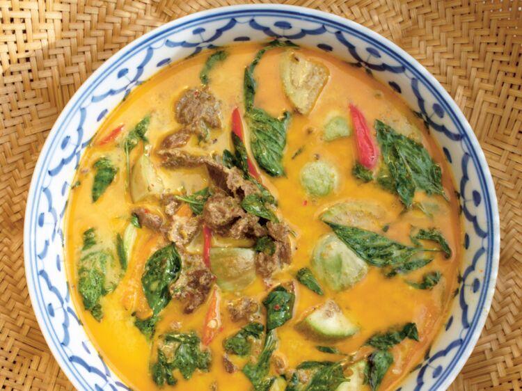 Cuisine tha les vraies recettes tha landaises femme - Cuisine thailandaise recette ...
