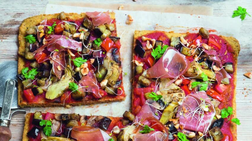 Pizza paléo