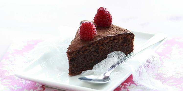 Gâteau au chocolat de Cyril Lignac