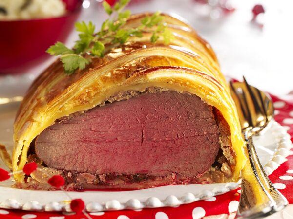 Filet De Boeuf En Croute Au Foie Gras Decouvrez Les Recettes De