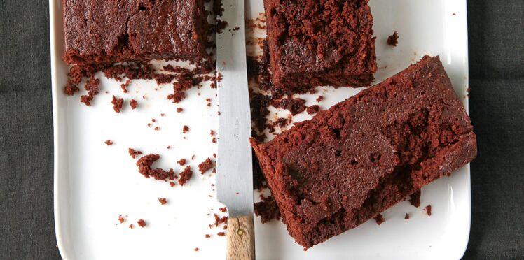 Gâteau au chocolat minute de Sophie Dudemaine