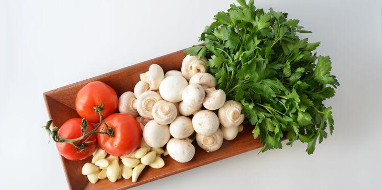 Sauce tomate aux champignons   découvrez les recettes de cuisine de ... f0c5b9b8ea7