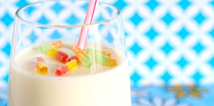 Milk Shake aux Surffizz