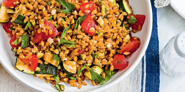 Quinoa, sarrasin, épeautre… Comment cuisiner ces céréales santé ?