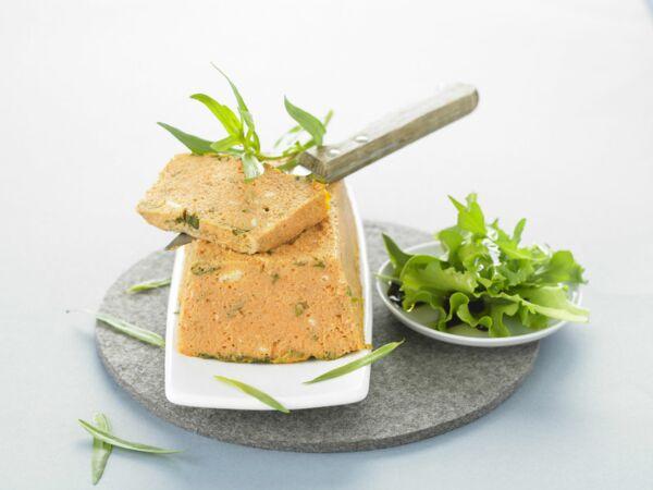 pain h risson l 39 ail et la mozzarella d couvrez les recettes de cuisine de femme actuelle. Black Bedroom Furniture Sets. Home Design Ideas