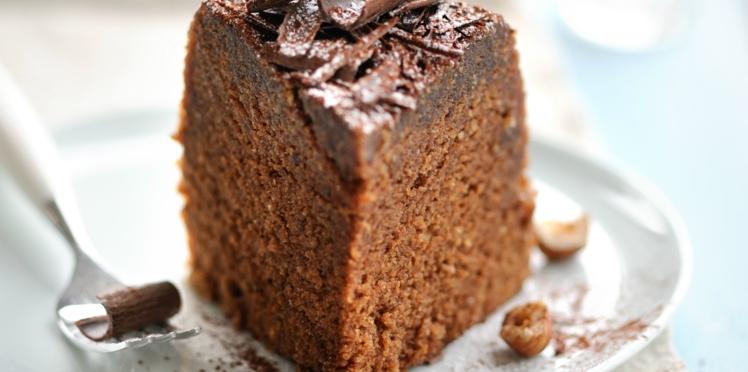 Gâteau praliné au micro ondes par Tupperware