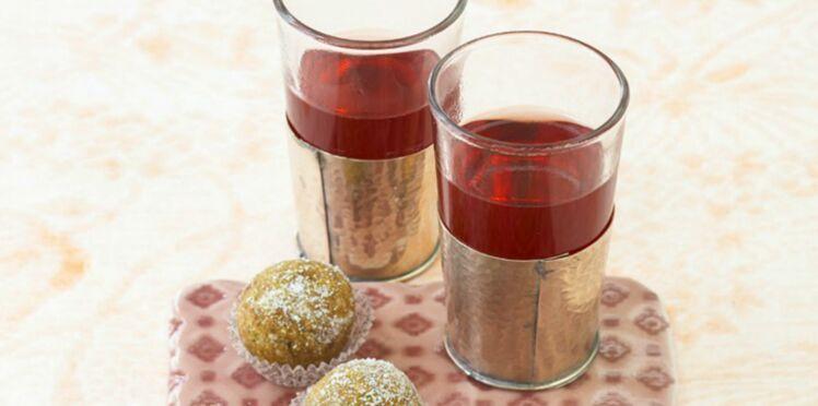Karkadé, le thé egyptien à l'hibiscus