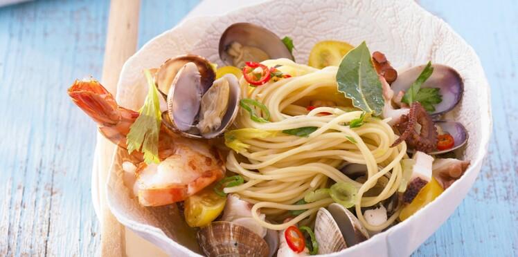 35 délicieuses recettes aux fruits de mer