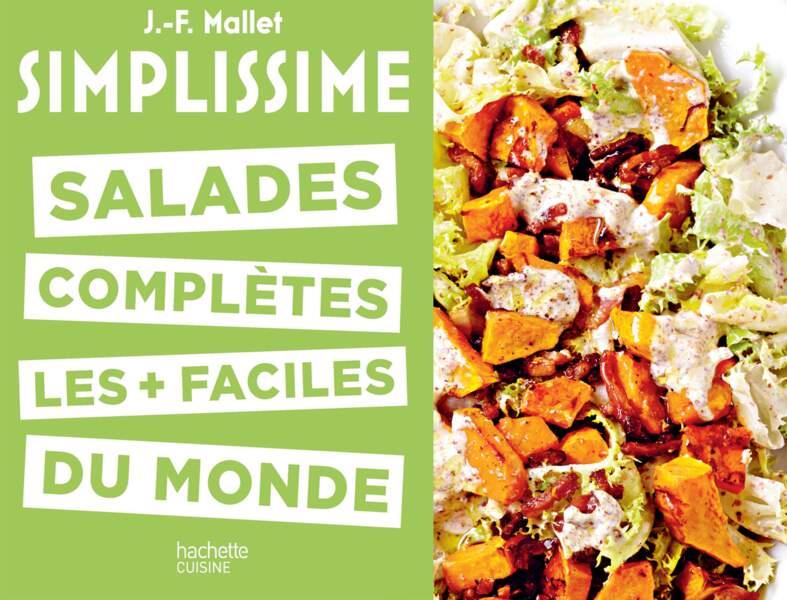 Salade paysanne à la patate douce simplissime