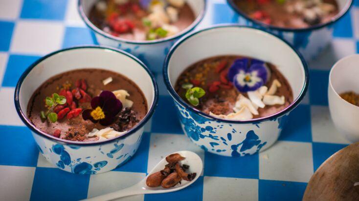 Toutes nos recettes originales de mousse au chocolat