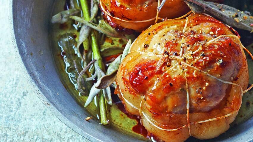 Comment réussir la cuisson des paupiettes de veau ?