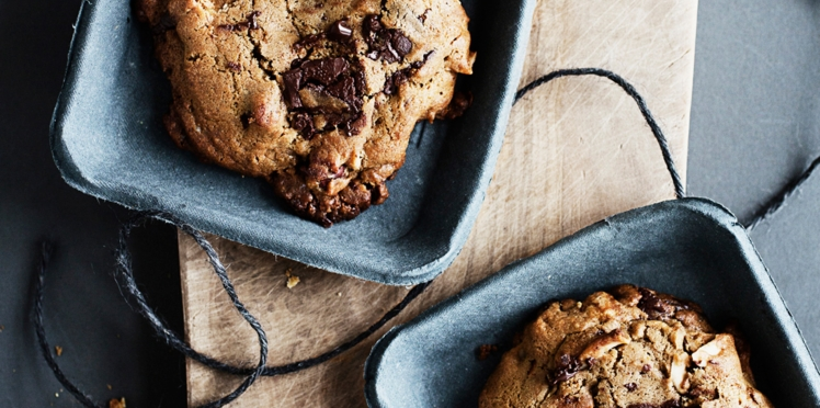 Cookies light au chocolat