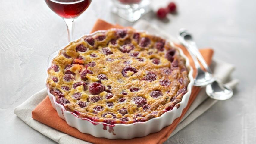 Clafoutis : nos meilleures recettes de desserts faciles et rapides