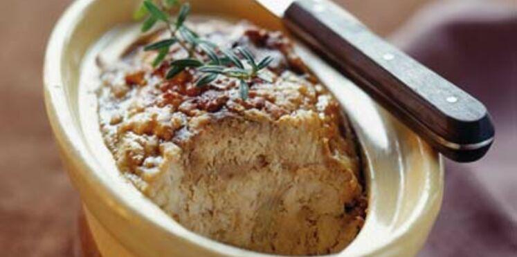 Mes meilleures recettes gourmandes de terrines et pâtés