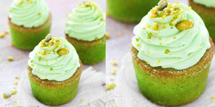 Recette Thermomix : cupcakes aux pistaches