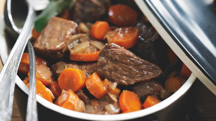 Bœuf Carottes Dietetique Decouvrez Les Recettes De Cuisine De