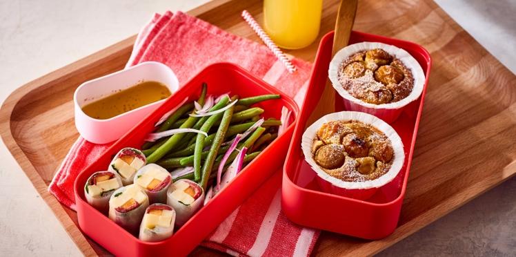 Bento, salade jar, lunch box : nos conseils pour apporter ses repas au travail