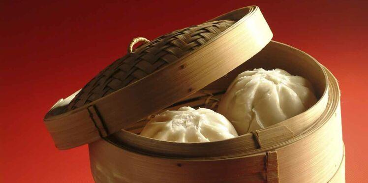 Petits pâtés chinois à la vapeur