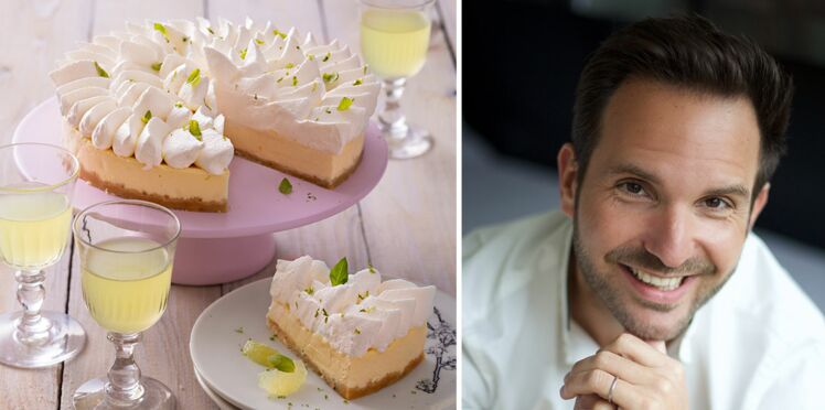 Cheesecake au limoncello de Christophe Michalak