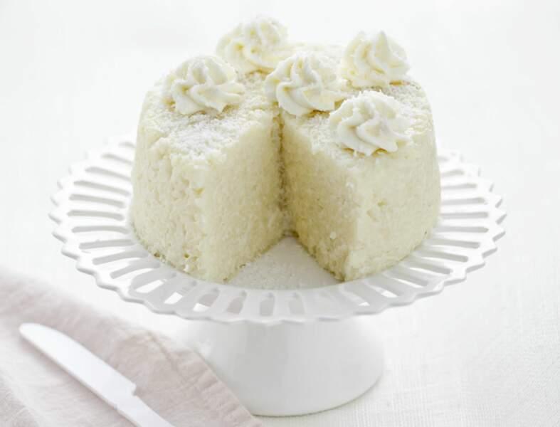 Pudding de riz gluant coco