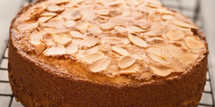 Gâteau suédois aux pommes