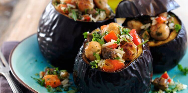 Nos meilleures recettes de légumes farcis