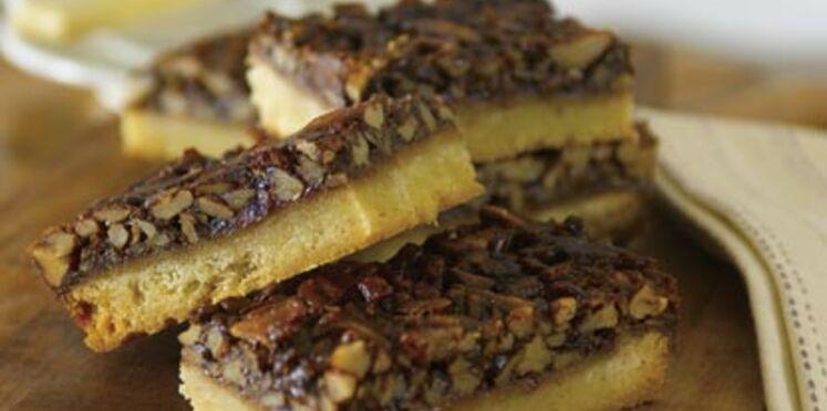 Barres aux noix de pécan