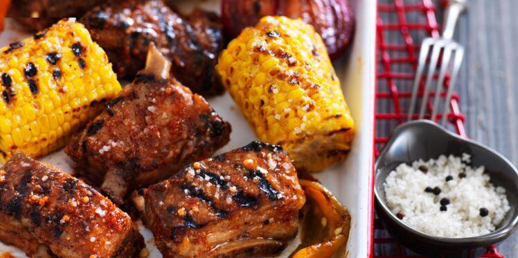Porc Mariné au Sel de Guérande Le Guérandais, sauce au sirop d'érable