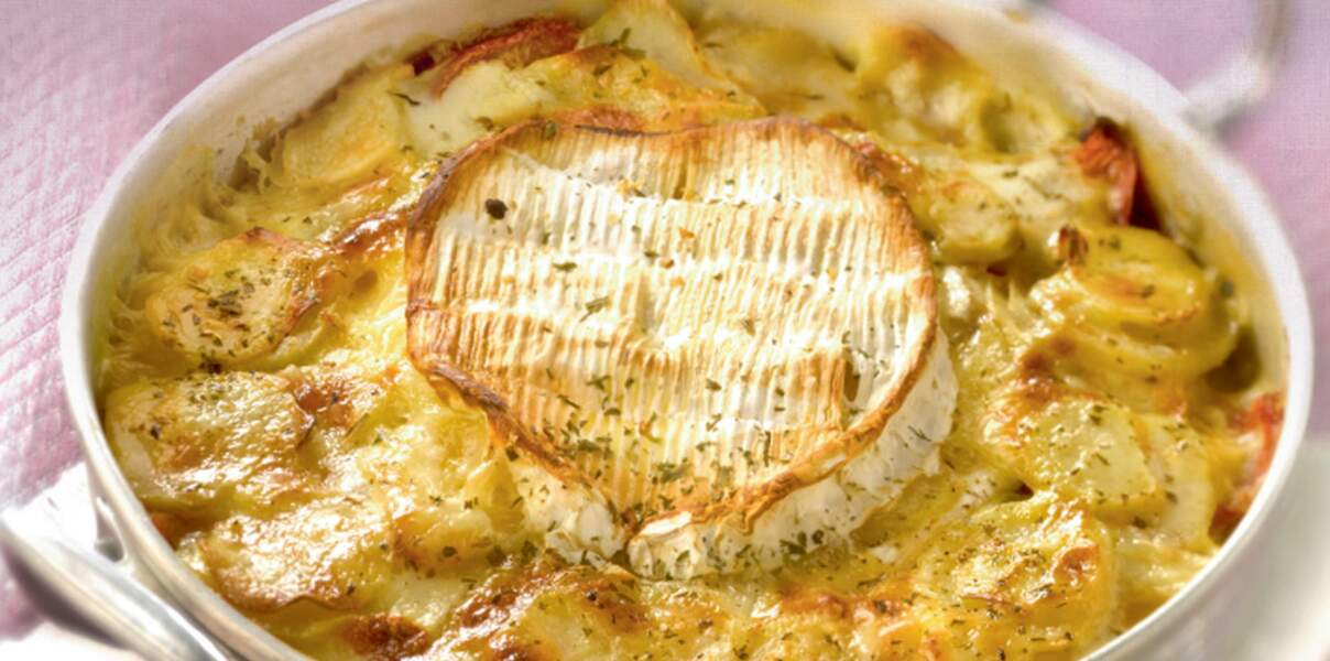 Gratin normand