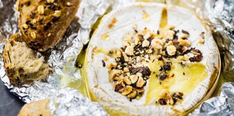 Nos meilleures recettes au camembert