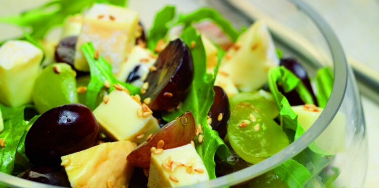 Salade des vendanges
