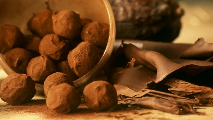 La vraie truffe en chocolat de Jean-Paul Hévin
