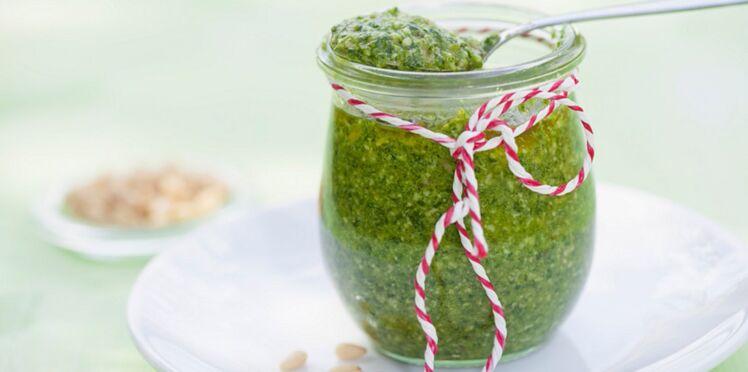 Pesto à la génoise