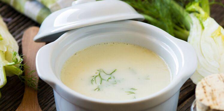 Détox : Soupe de fenouil à l'eau de graines