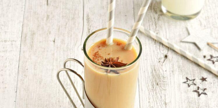 Thé chaï à la vanille