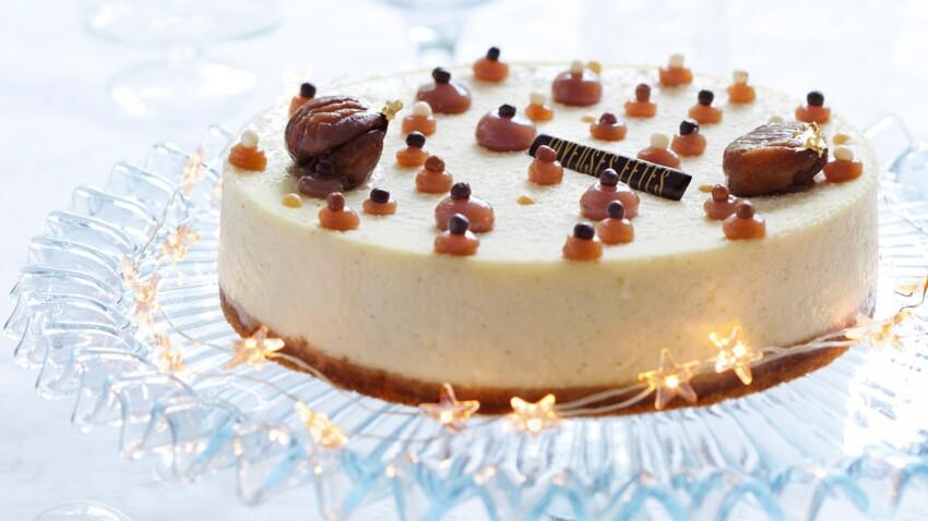 Nos recettes de desserts à la crème de marrons